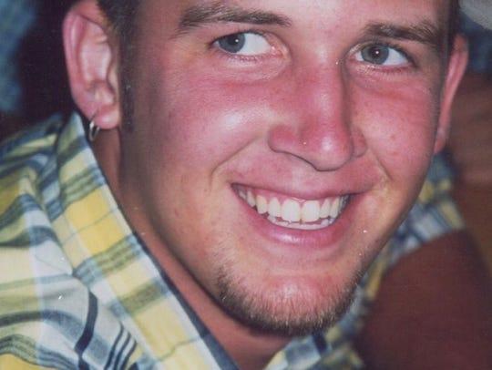 After Kellen Poultney died in college, his friends