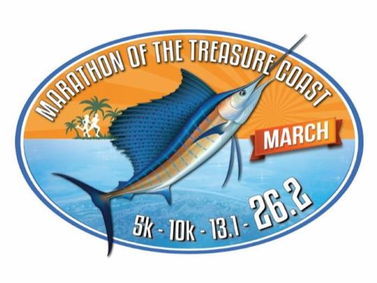 The Marathon of the Treasure Coast is set forMarch