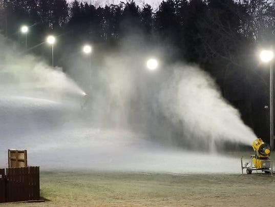 Ski hills ready to open