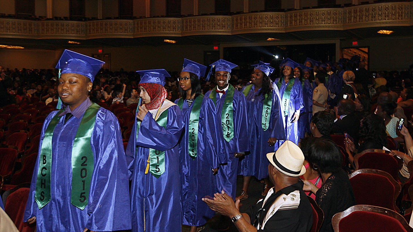 Michigan's high school graduation rate passes 80%