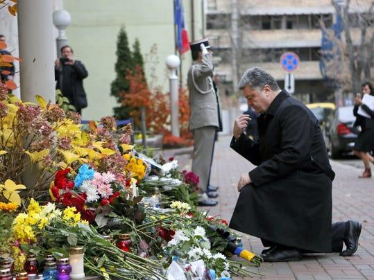 Paris Mourns