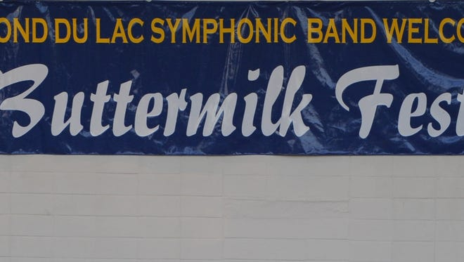 Buttermilk Creek Park in Fond du Lac hosts the Buttermilk Festival every summer.