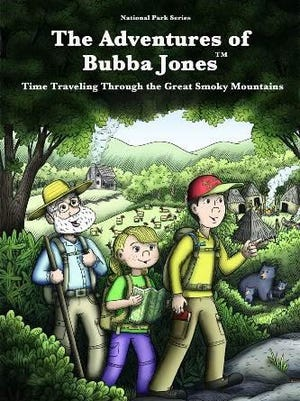 """Author Jeff Alt will read from his new children's book, """"The Adventures of Bubba Jones"""" Aug. 15 at Malaprop's in Asheville."""