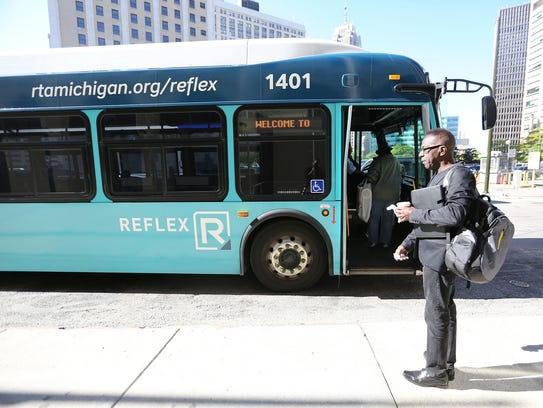 The Regional Transit Authority of Southeast Michigan will need to find a new leader after interim CEO Tiffany Gunter announced she was resigning.