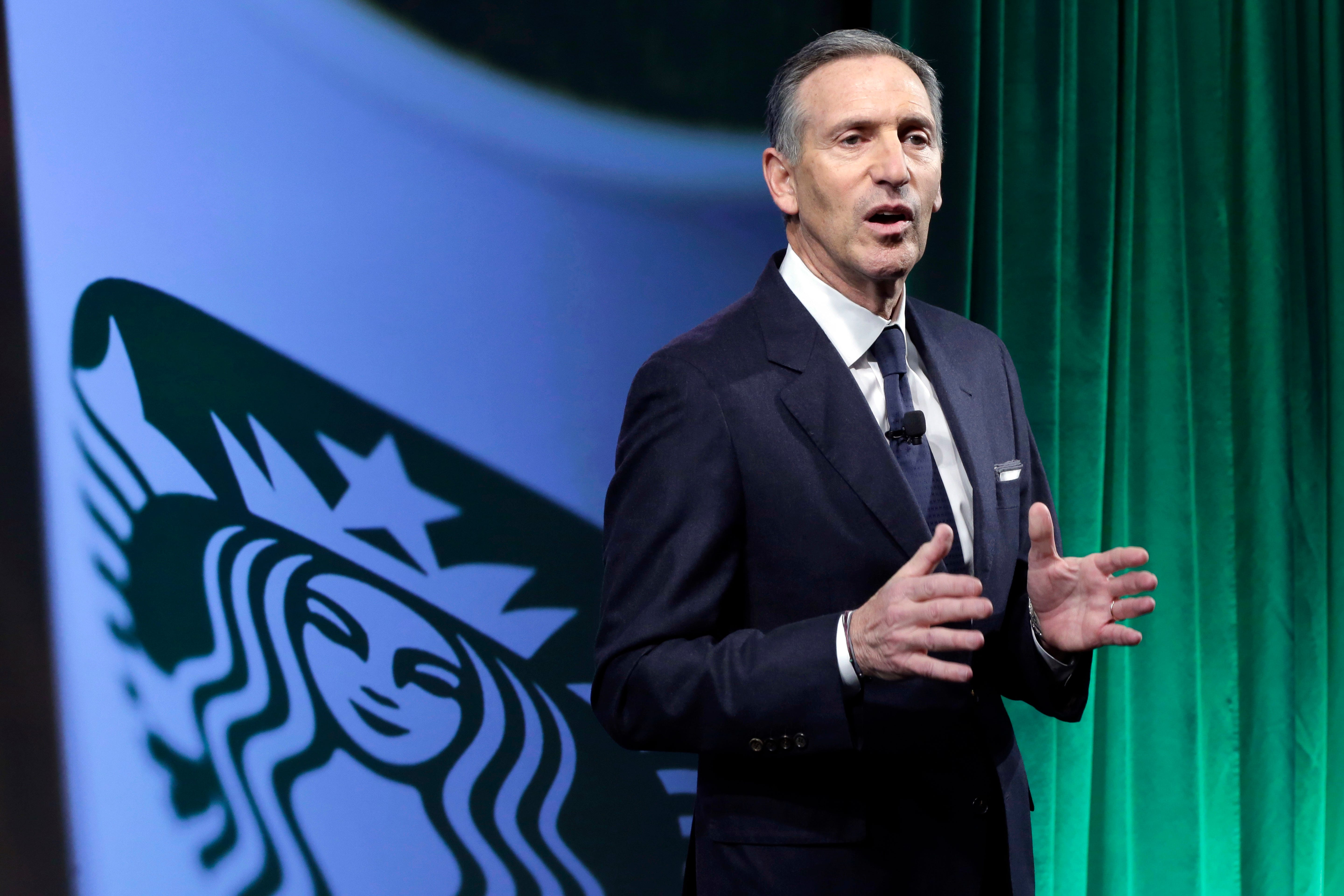 Starbucks are going to hire 10,000 refugees over the next five years