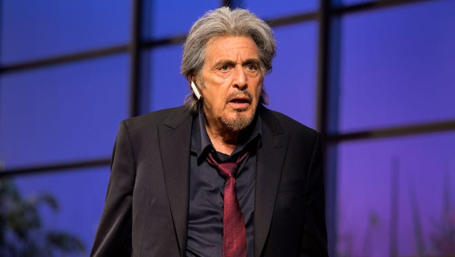 Al Pacino plays a wealthy man in a bind in David Mamet's new play, 'China Doll,' now on Broadway.