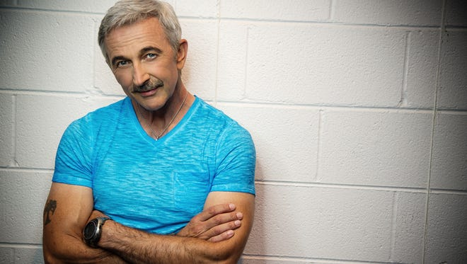 Country music artist Aaron Tippin plays a concert July 10 in Great Falls to benefit the Great Falls IcePlex.