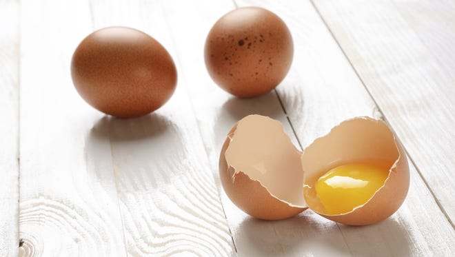 Raw eggs every day is one of Emma Moran's secrets to a long life.