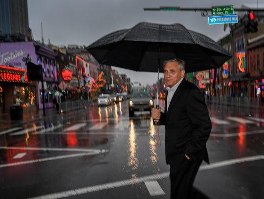 Butch Spyridon, President and CEO of the Nashville