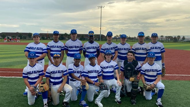 The Ocala Elite 14U baseball team earned runner-up at the Wilson DeMarini Elite World Series, falling 5-0 to the Winter Park Diamond Dawgs in the championship game.