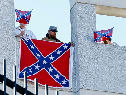 2017-3-19 confederate flag