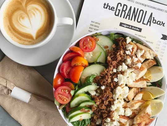 The Granola Bar, a Connecticut-based chainlet recently