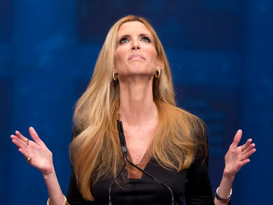 AP PEOPLE COULTER AIRLINE DISPUTE A FILE USA DC