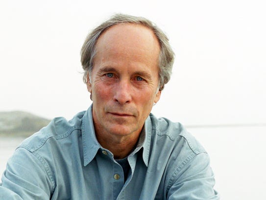 Pulitzer Prize-winning author Richard Ford .