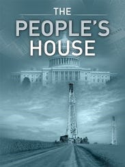 The People's House, book cover