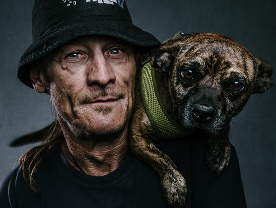 """Homeless - Pops and Gizmo"" by Randy Bacon"