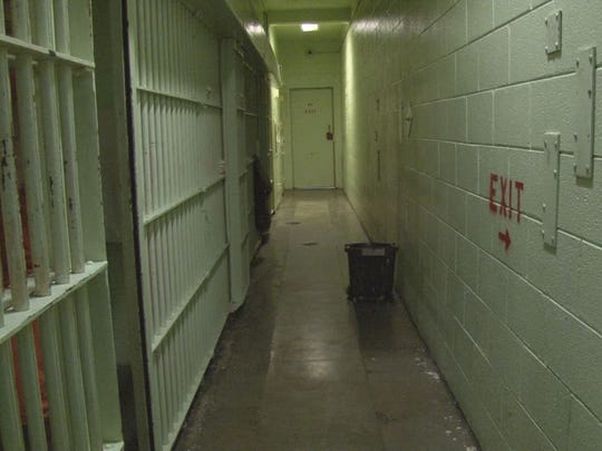 The Hamblen County Jail was built more than 30 years ago.