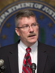 Ron Hosko, assistant director of the FBI's Criminal