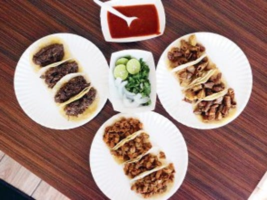 Food review - Tacos Don Cuco