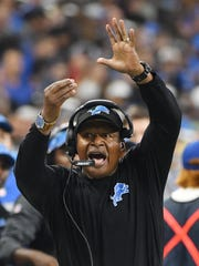 Jim Caldwell's job security is on shaky ground after