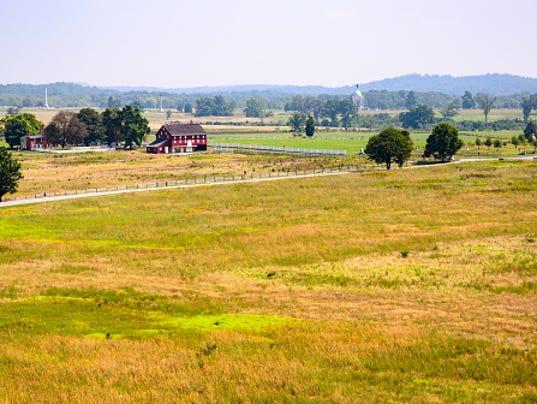 HES-stockimage-121615-Gettysburg