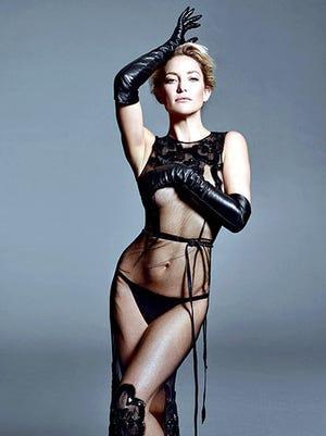 La actriz Kate Hudson es portada de la revista Allure y reveló que, para tener el cuerpo que se desea, no es necesario matarse en el gym, como mucha gente piensa.