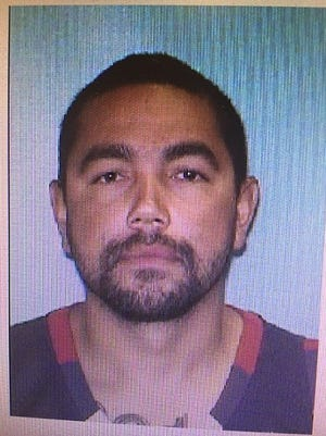 Robert Vargas, 33, arrested in the shooting of Eric Florez.