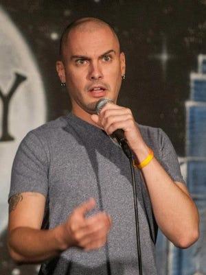 Comedian Ryan Van Genderen