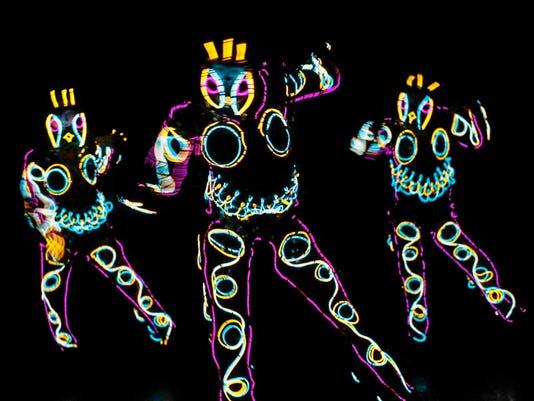 SAL0820-Rainbow Dance lede