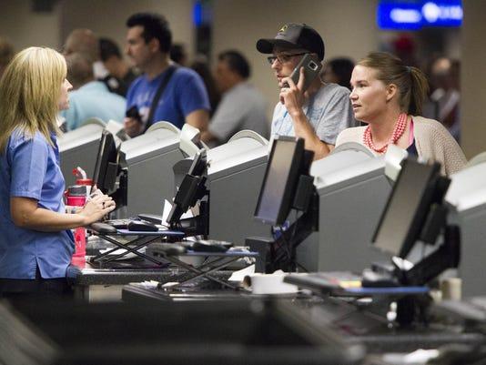 Southwest Airlines delays