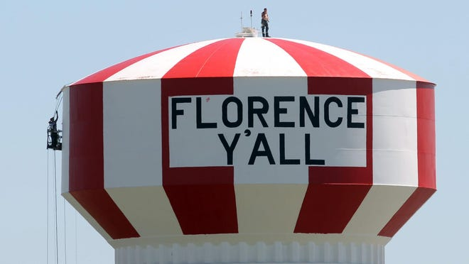 Florence's expenditures have increased by 5 percent. The city plans to spend 21.6 in capital investments.