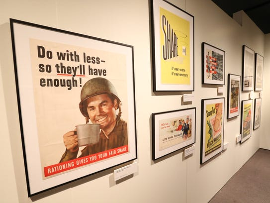 Posters from the FDR Presidential Library & Museum'