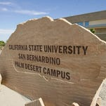 California State University San Bernardino Palm Desert Campus will begin offering full scholarships to students in the future.