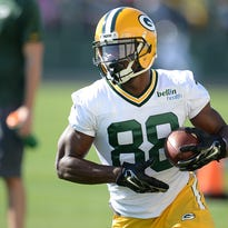 Packers training camp practice: August 1