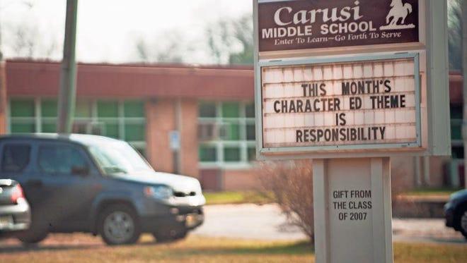 File: Carusi Middle School