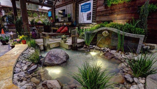 Cincinnati Home & Garden Show.