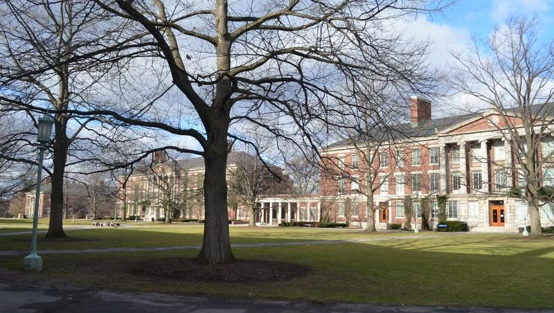 University of Rochester's River campus.
