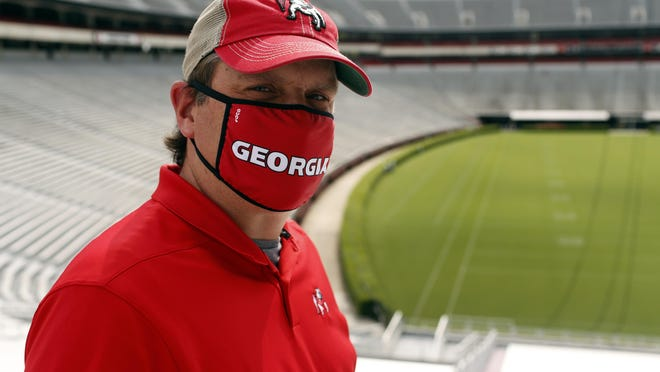 UGA football fan Frank Pittman has been to 253 straight games, but the 2020 season will prove challenging for him to continue the streak.