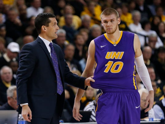 NCAA Basketball: Northern Iowa at VCU