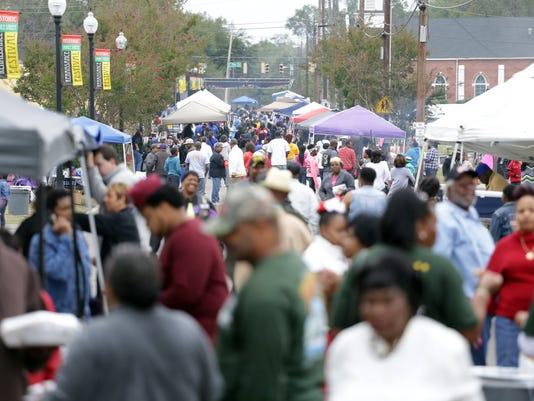 10th anniversary Mobile Street Festival