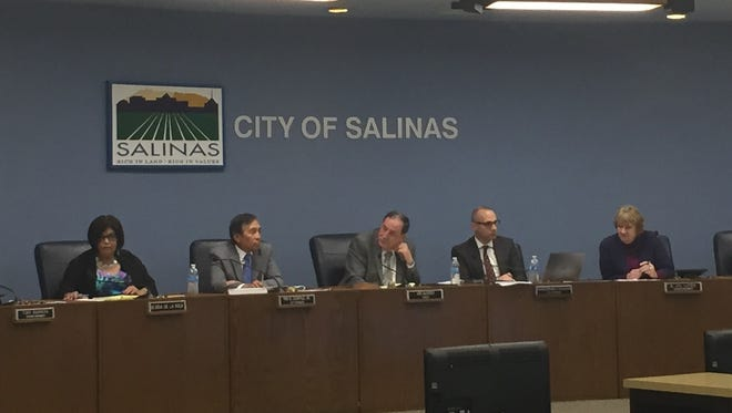 The Salinas City Council agrees to place an amended charter on the 2016 primary election ballot.