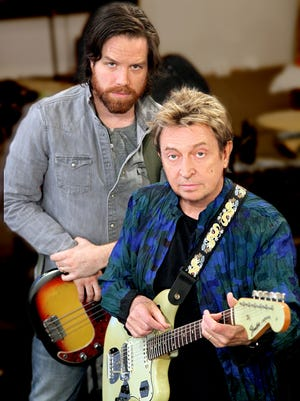 Circa Zero's Rob Giles, left, and Andy Summers, released their debut album, 'Circus Hero,' March 25,