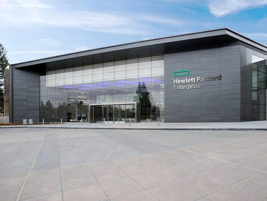 Hewlett Packard Enterprises