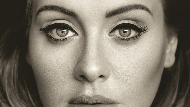 """Adele's """"Hello"""" is the top-selling iTunes track as of Nov. 25."""