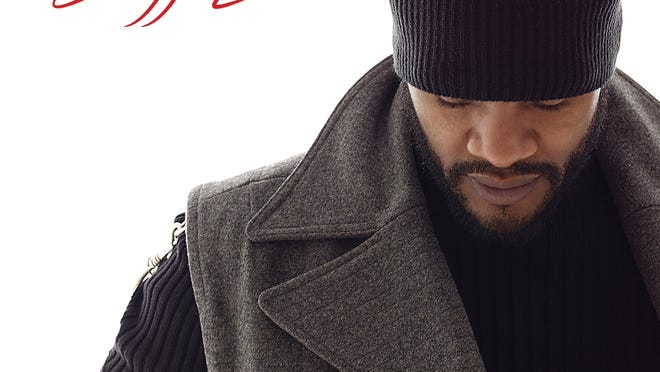 """The cover for Jaheim's """"Struggle Love"""" single."""