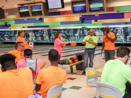 Nearly 1,000 bowlers and community supporters are expected
