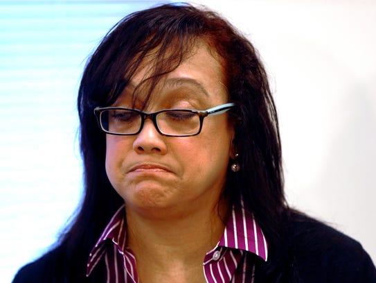 Renita Hill, one of Bill Cosby's accusers, whose civil