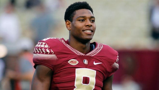 Former Florida State defensive back Jalen Ramsey.