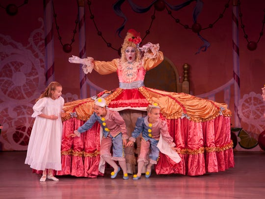 "Indianapolis School of Ballet presents ""The Nutcracker"""
