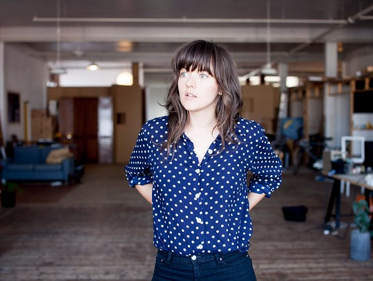 Australian singer-guitarist Courtney Barnett plays